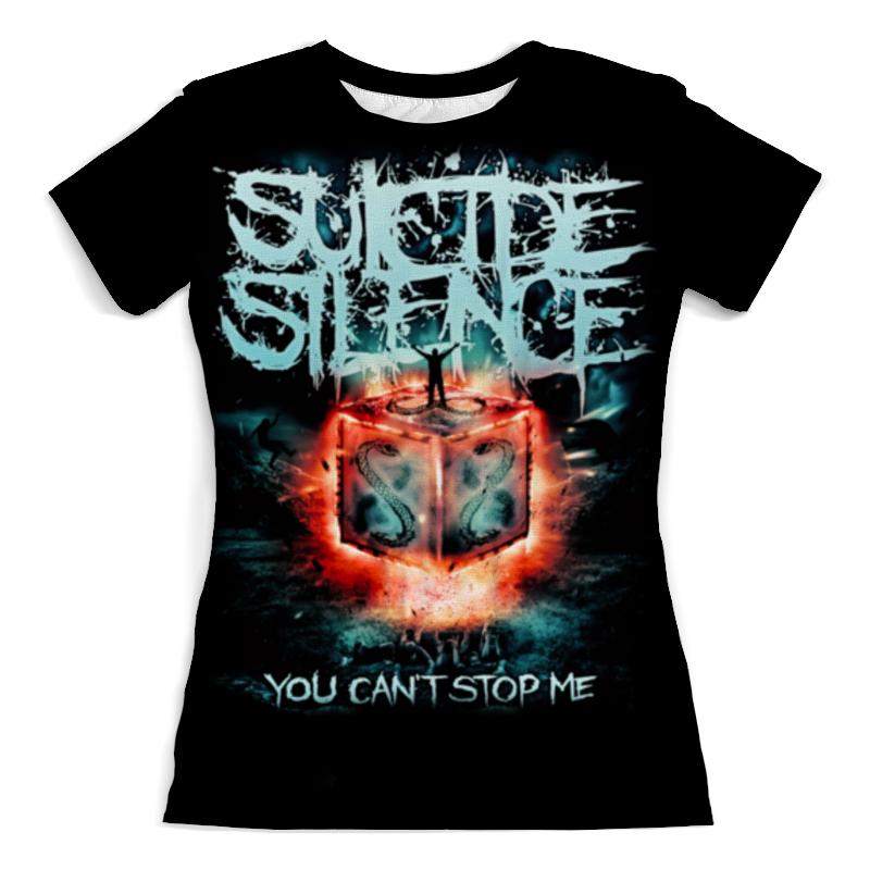 Printio Suicide silence сумка printio silence