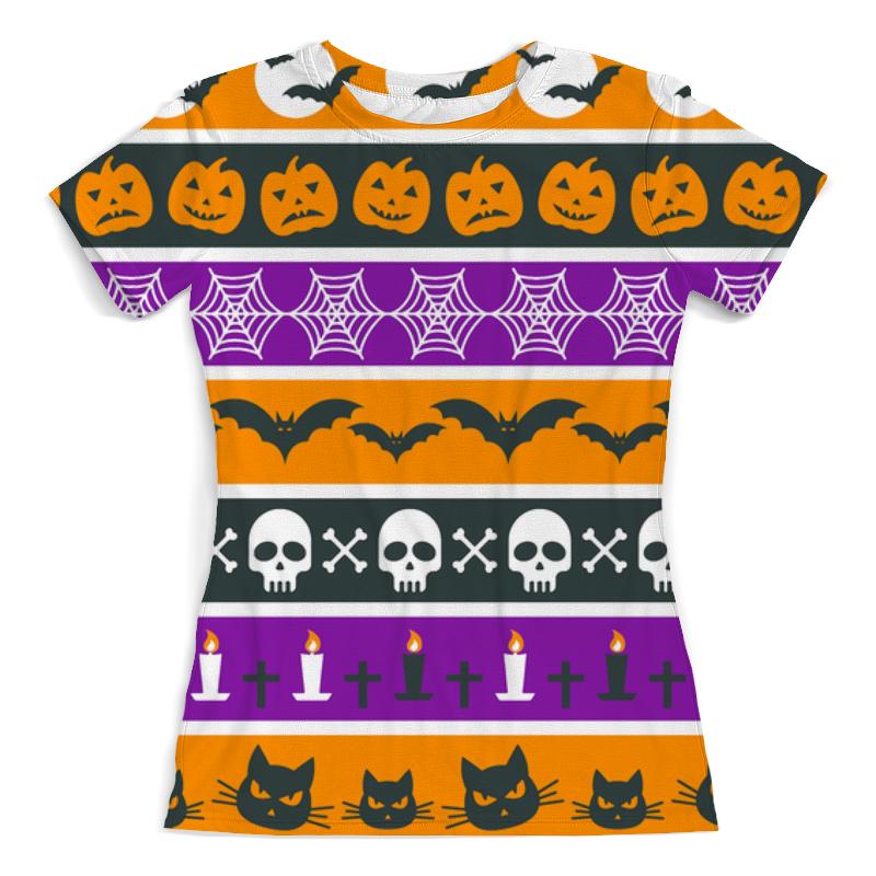 Футболка с полной запечаткой (женская) Printio Halloween футболка с полной запечаткой женская printio halloween thriller