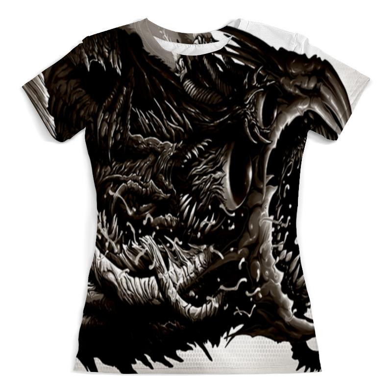 Футболка с полной запечаткой (женская) Printio Cs go :hyper beast black футболка с полной запечаткой мужская printio cs go hyper beast black