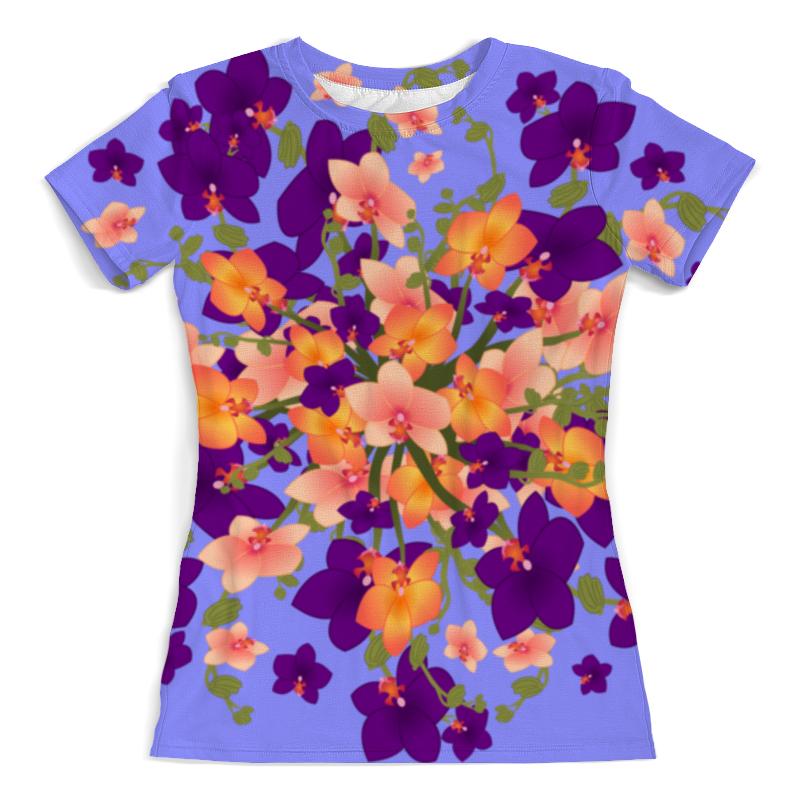 Printio Цветы. орхидеи. цветочная фантазия.