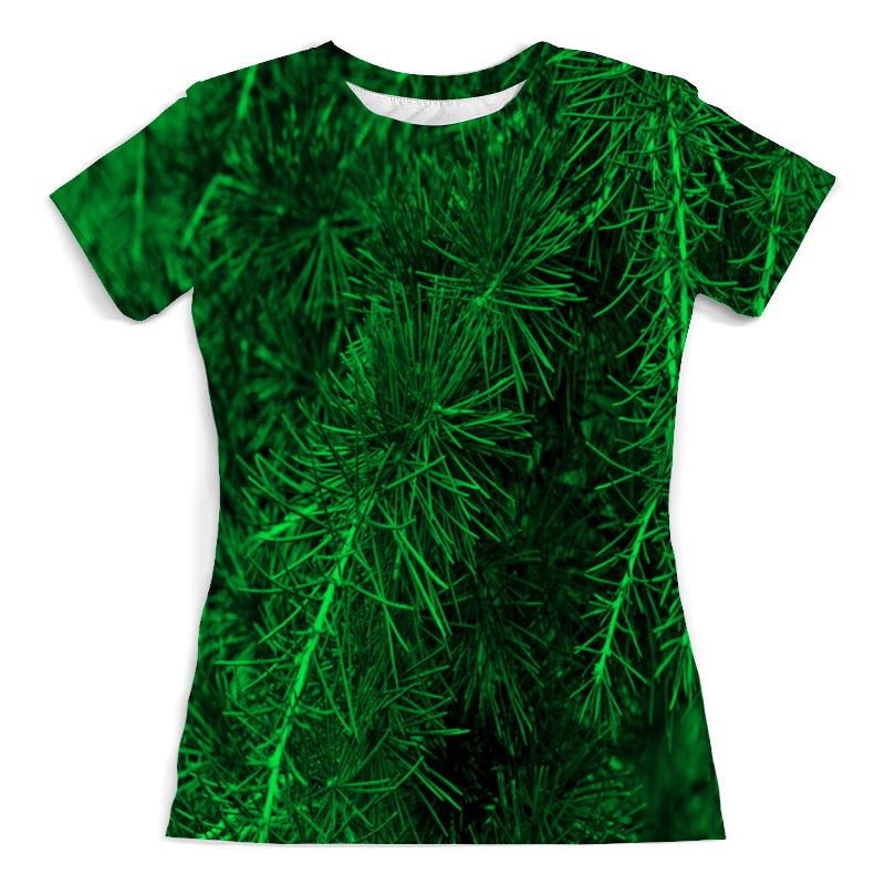 Printio Зеленая ель ель искусственная зеленая 60см