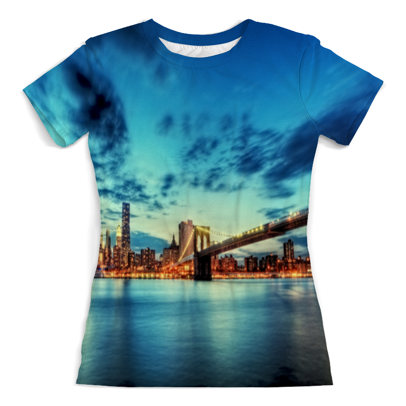 лучшая цена Printio Бруклинский мост