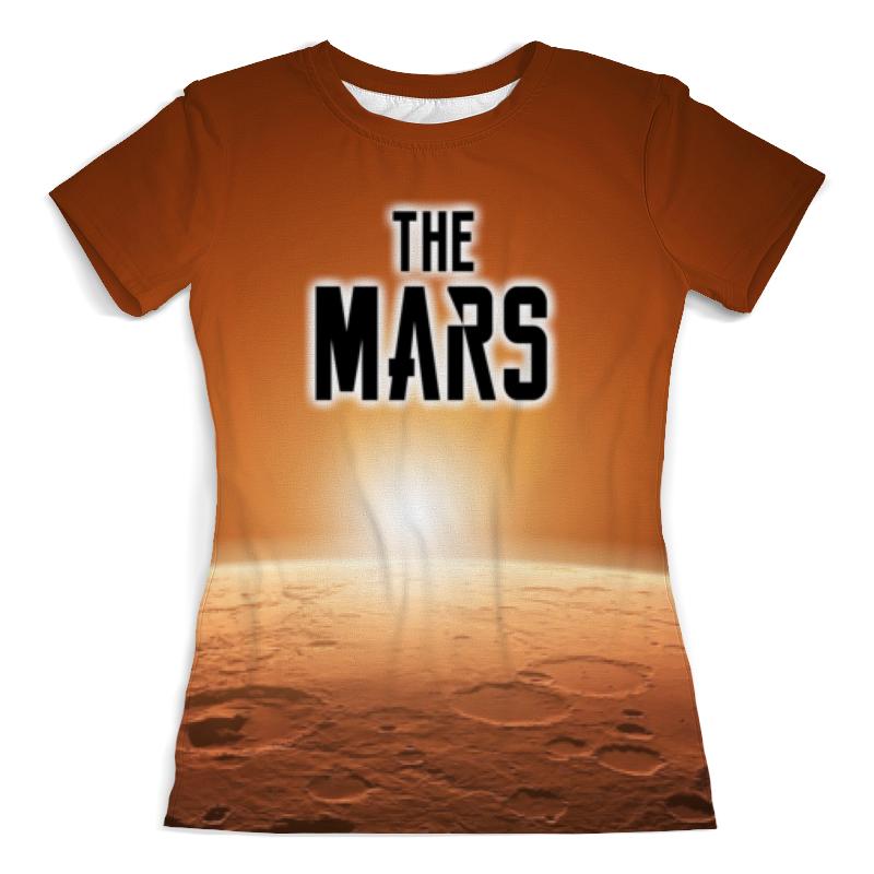 Printio The mars (the planet) недорго, оригинальная цена