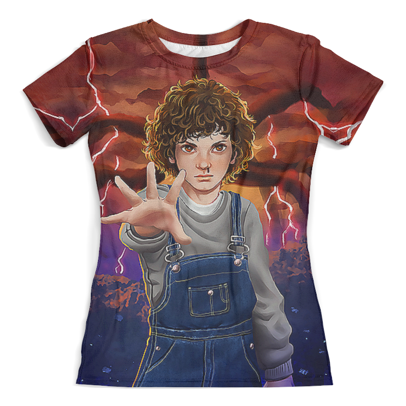 Printio Stranger things кольцо stranger still 18k