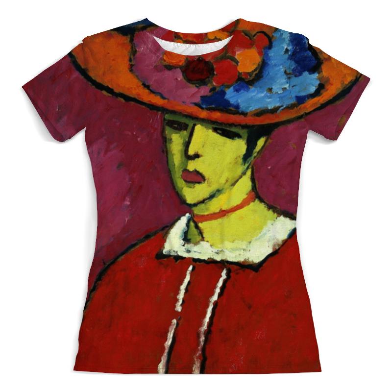 Printio Шокко (алексей фон явленский) футболка с полной запечаткой женская printio шокко алексей фон явленский