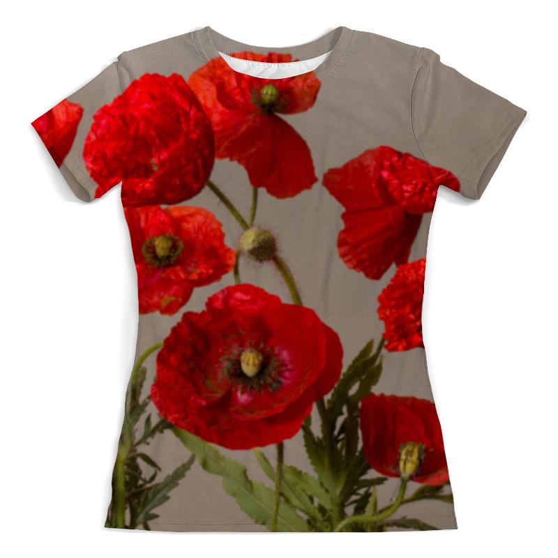 Printio Цветы маки цветы мак картинки