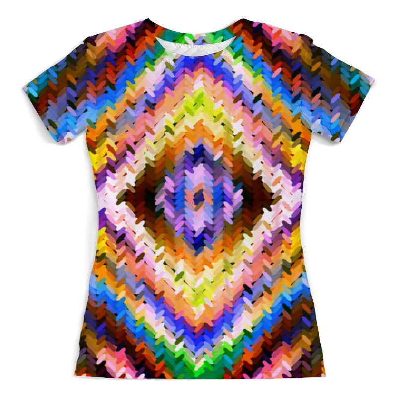 Фото - Printio Ромбы футболка с полной запечаткой женская printio ромбы