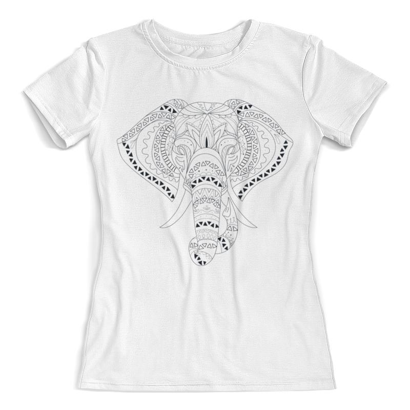 лучшая цена Printio Этнический слон