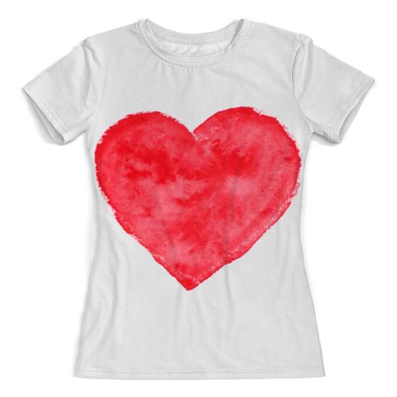 лучшая цена Printio Red heart