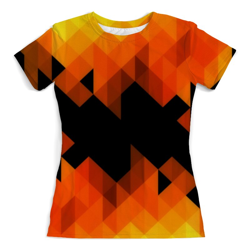 лучшая цена Printio Triangle orange