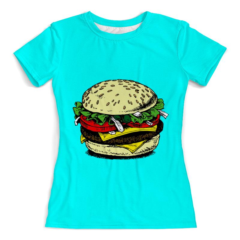 Printio Большой гамбургер решетка гамбургер boyscout набор антипригарное покрытие арт 61346 23 23 3 51см