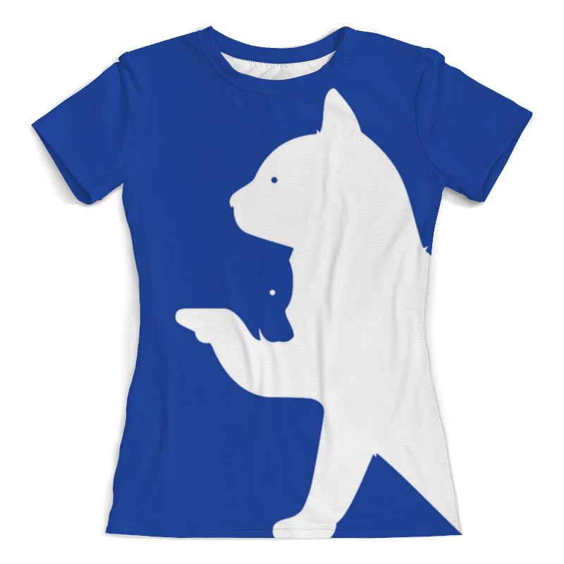 Printio Кошки против собак футболка с полной запечаткой женская printio тоня против всех