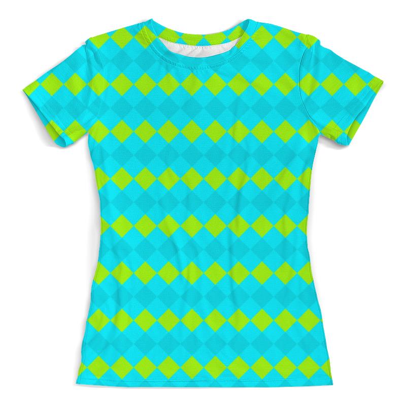 Фото - Printio Желтые ромбы футболка с полной запечаткой женская printio ромбы