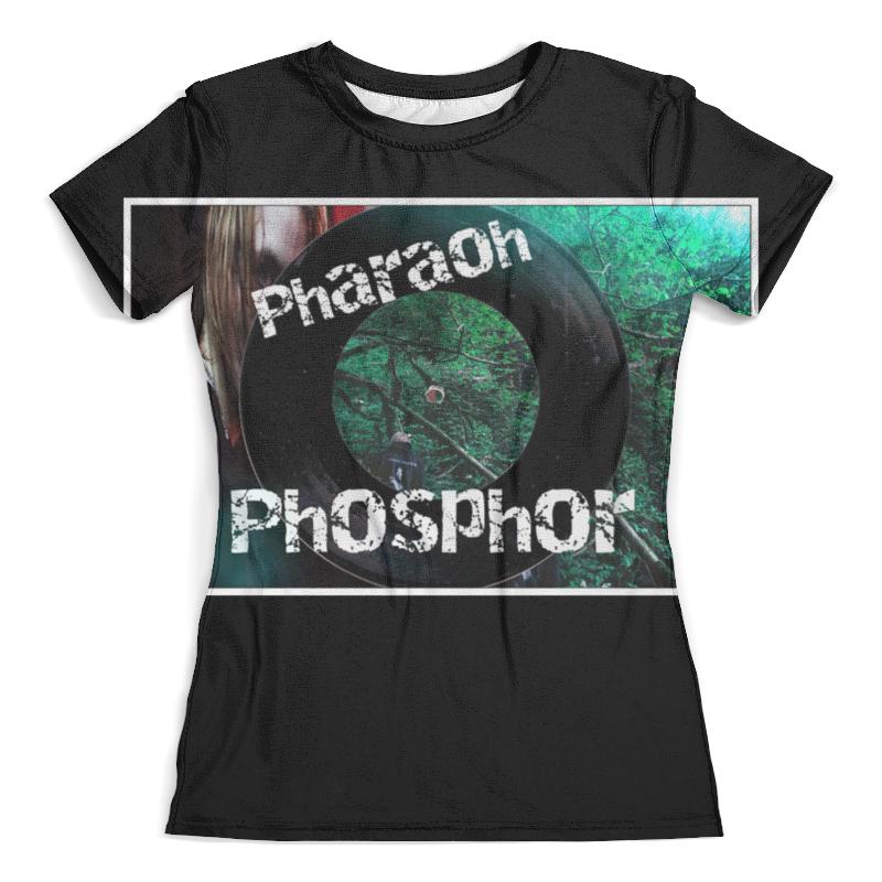 Футболка с полной запечаткой (женская) Printio Pharaoh футболка с полной запечаткой женская printio pharaoh