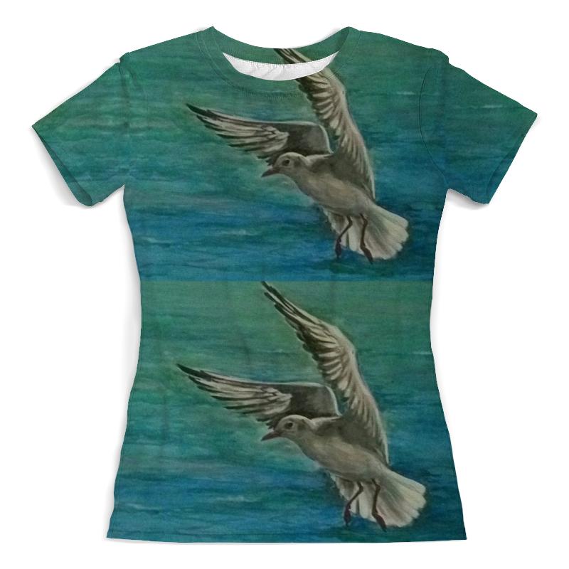 Printio Футболка чайка футболка классическая printio чайка