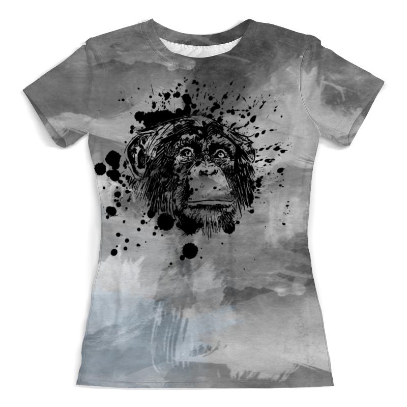 Printio Animals design футболка с полной запечаткой для девочек printio animals