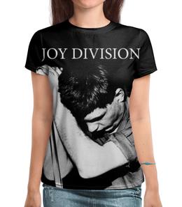 """Футболка с полной запечаткой """"Joy Division"""" - joy division, группы, ian curtis, пост-панк, иен кёртис"""