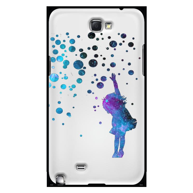 Чехол для Samsung Galaxy Note 2 Printio Дотянуться до звезд чехол для для мобильных телефонов rcd 4 samsung 4 for samsung galaxy note 4 iv