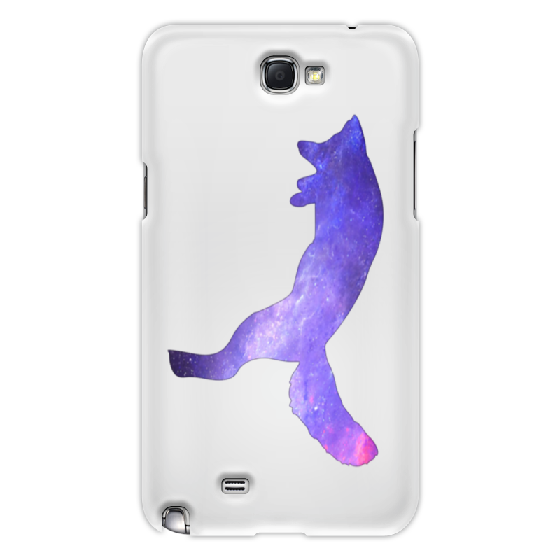Чехол для Samsung Galaxy Note 2 Printio Space animals чехол для samsung galaxy note 2 printio dead space 3