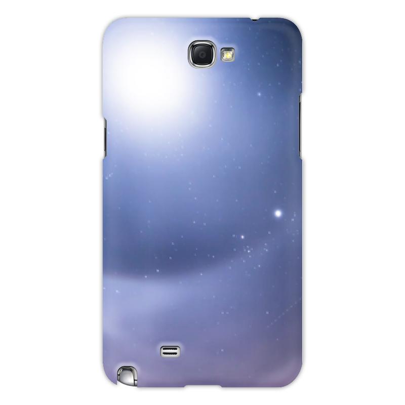 Чехол для Samsung Galaxy Note 2 Printio Без названия чехол для для мобильных телефонов rcd 4 samsung 4 for samsung galaxy note 4 iv