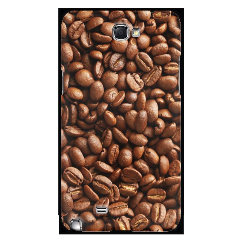 Фото - Чехол для Samsung Galaxy Note 2 Printio Кофейные зерна кофейные зерна