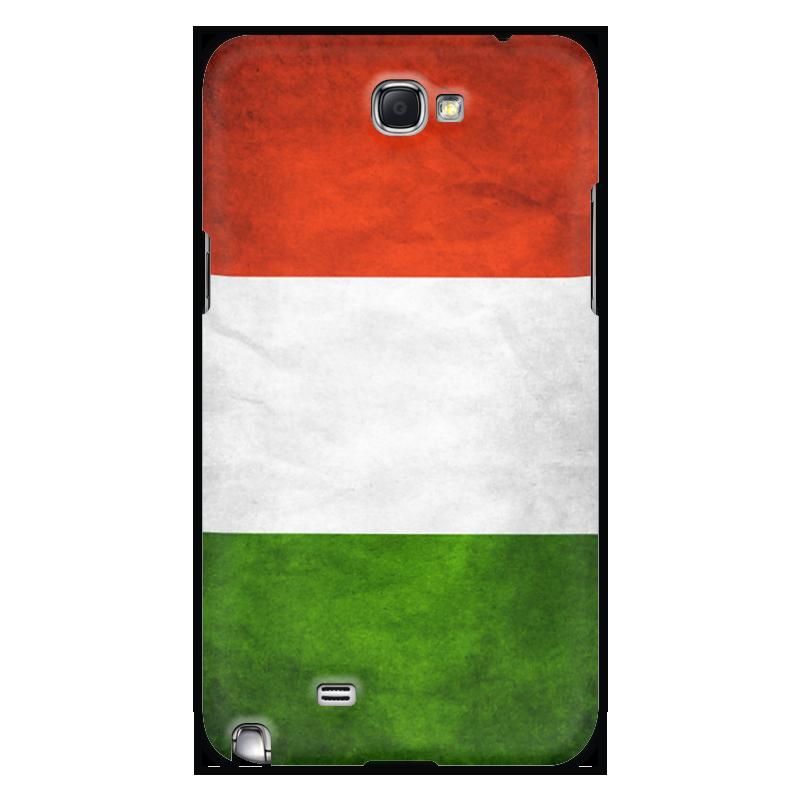 Чехол для Samsung Galaxy Note 2 Printio Италия италия