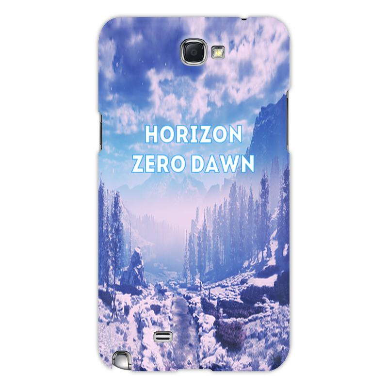 Printio Horizon zero dawn чехол для samsung galaxy note 2 printio розалия