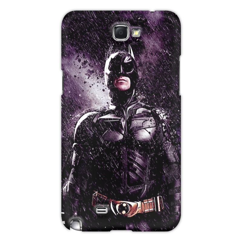 Чехол для Samsung Galaxy Note 2 Printio Batman чехол для для мобильных телефонов rcd 4 samsung 4 for samsung galaxy note 4 iv