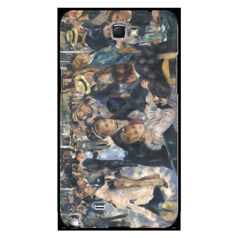 Чехол для Samsung Galaxy Note 2 Printio Бал в мулен де ла галетт (ренуар) чехол для iphone 6 глянцевый printio бал в мулен де ла галетт ренуар