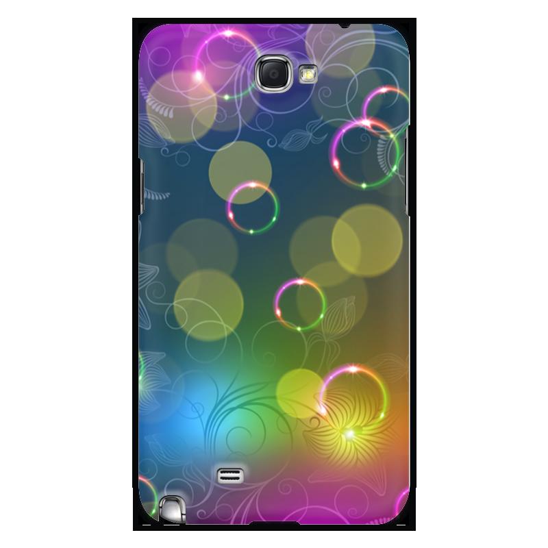 Чехол для Samsung Galaxy Note 2 Printio Калейдоскоп калейдоскоп для взлослых