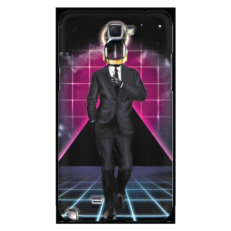 Чехол для Samsung Galaxy Note 2 Printio Daft punk чехол для для мобильных телефонов rcd 4 samsung 4 for samsung galaxy note 4 iv