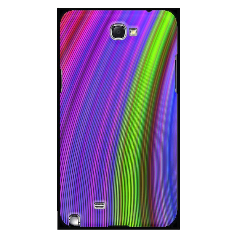 Чехол для Samsung Galaxy Note 2 Printio Радужная стилус other apple ipad samsung galaxy s3 i9300 21 eg0628