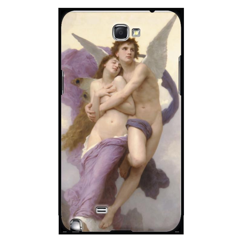 Чехол для Samsung Galaxy Note 2 Printio Похищение психеи (вильям бугро) потолочная люстра omnilux om 379 oml 37907 03