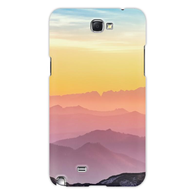 Чехол для Samsung Galaxy Note 2 Printio Без названия чехол для samsung galaxy note printio без названия