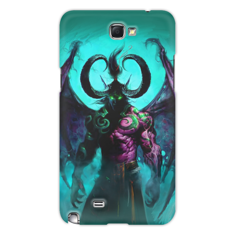 цена на Printio Warcraft collection: illidan