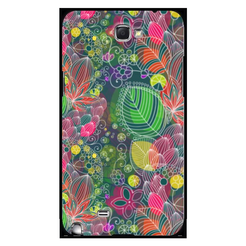 Чехол для Samsung Galaxy Note 2 Printio Дивный лес чехол для для мобильных телефонов rcd 4 samsung 4 for samsung galaxy note 4 iv