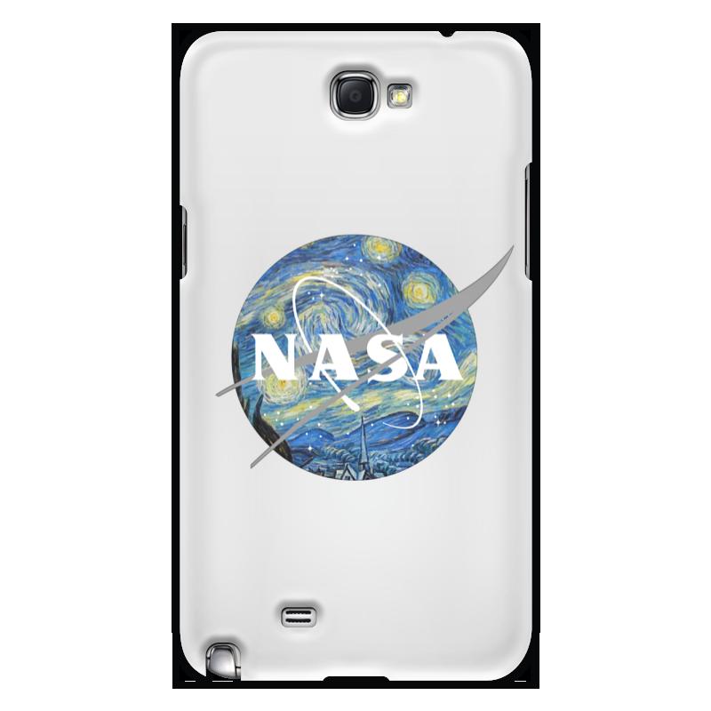 Чехол для Samsung Galaxy Note 2 Printio /nasa чехол для для мобильных телефонов rcd 4 samsung 4 for samsung galaxy note 4 iv