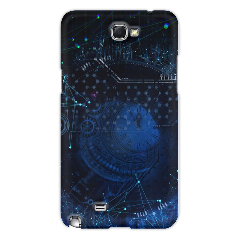 Чехол для Samsung Galaxy Note 2 Printio Техно чехол для для мобильных телефонов rcd 4 samsung 4 for samsung galaxy note 4 iv
