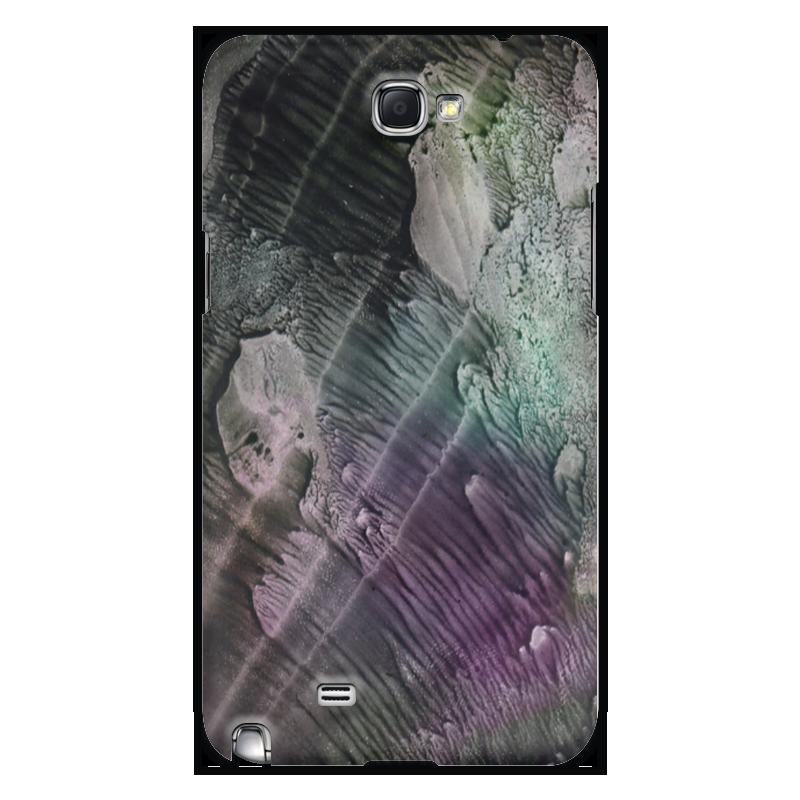 Чехол для Samsung Galaxy Note 2 Printio Акварелька чехол для для мобильных телефонов rcd 4 samsung 4 for samsung galaxy note 4 iv