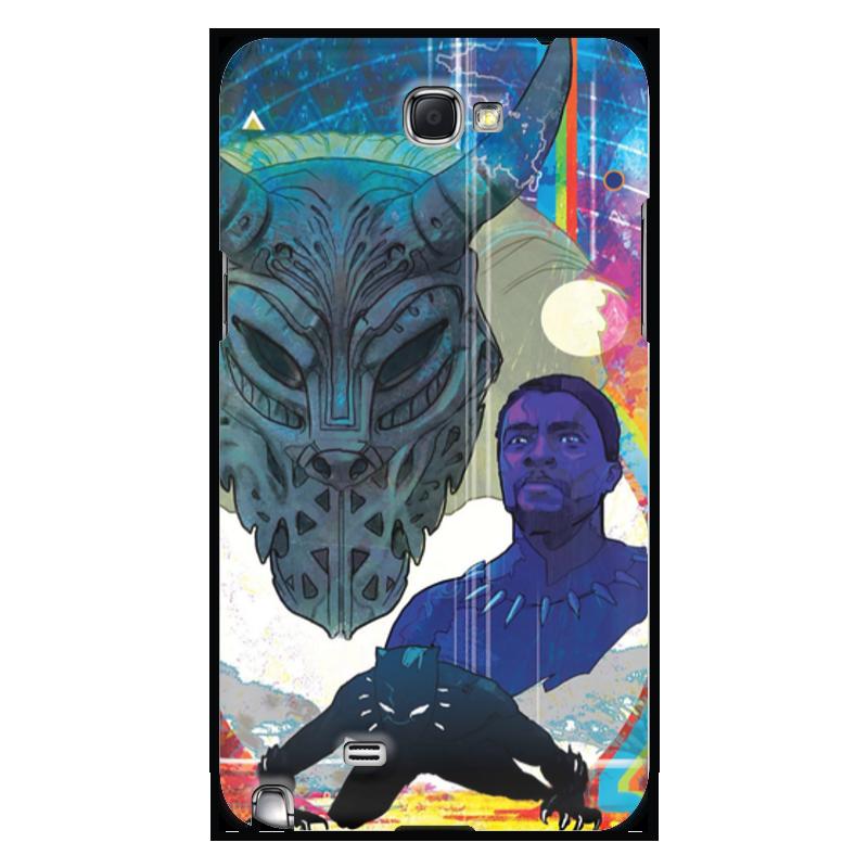 Чехол для Samsung Galaxy Note 2 Printio Черная пантера чехол для для мобильных телефонов rcd 4 samsung 4 for samsung galaxy note 4 iv