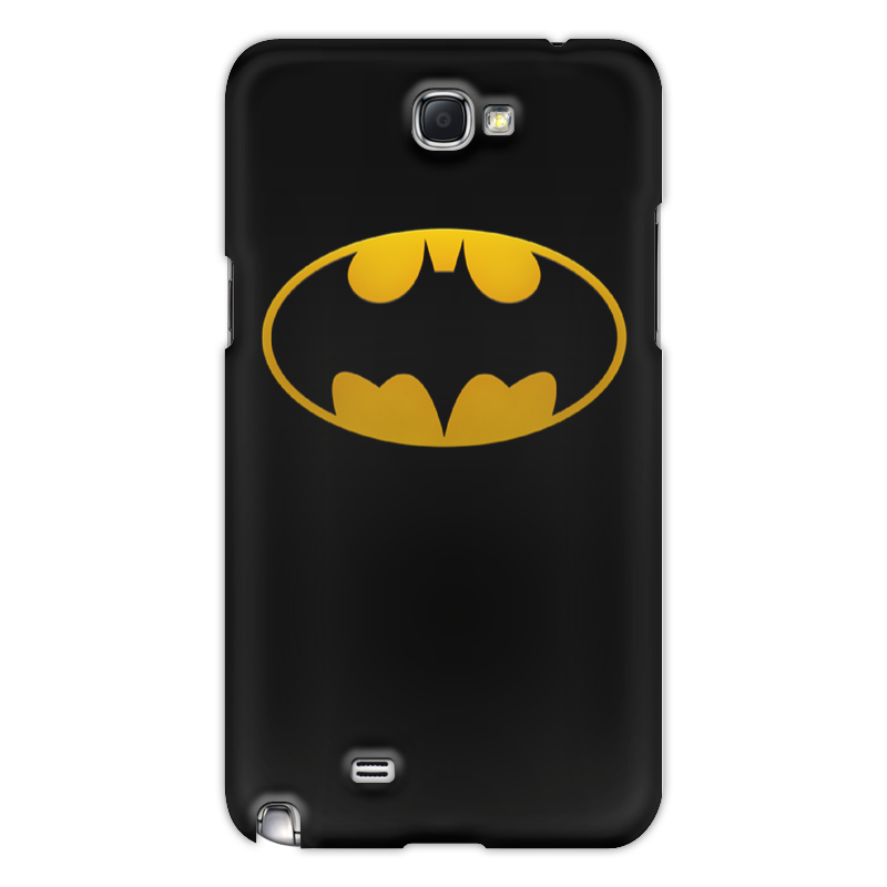 Чехол для Samsung Galaxy Note 2 Printio Бэтмен чехол для для мобильных телефонов rcd 4 samsung 4 for samsung galaxy note 4 iv