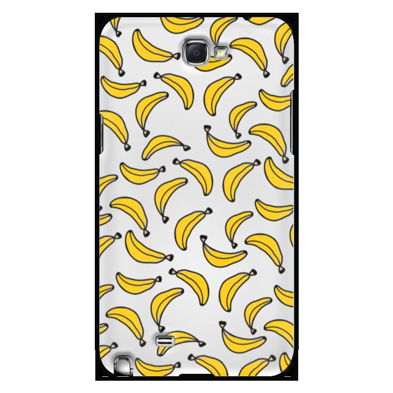 Чехол для Samsung Galaxy Note 2 Printio Бананы чехол для для мобильных телефонов rcd 4 samsung 4 for samsung galaxy note 4 iv