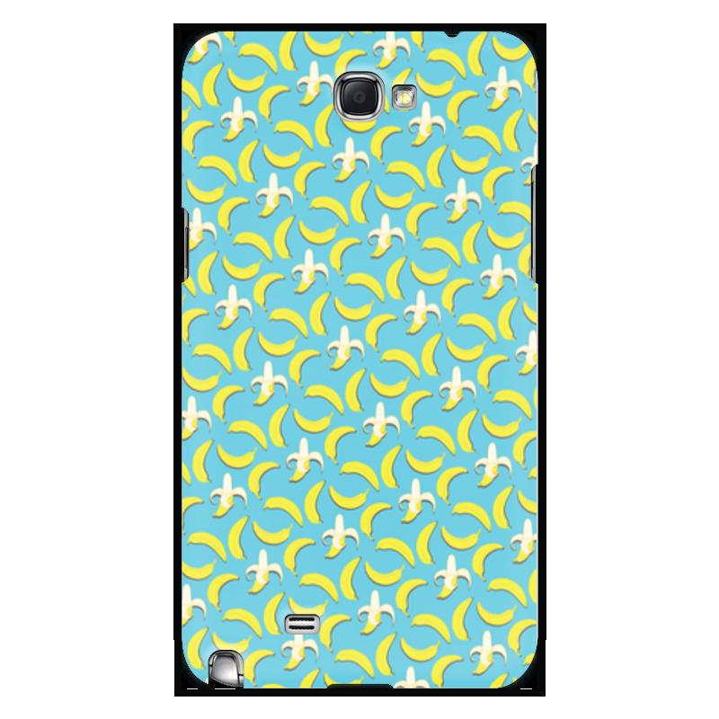Чехол для Samsung Galaxy Note 2 Printio Банана! чехол клип кейс samsung protective standing cover great для samsung galaxy note 8 темно синий [ef rn950cnegru]