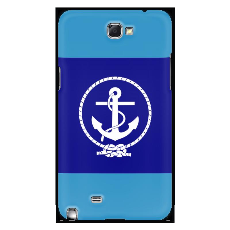 Чехол для Samsung Galaxy Note 2 Printio Морской разведчик roxy kids круг для купания flipper балерина