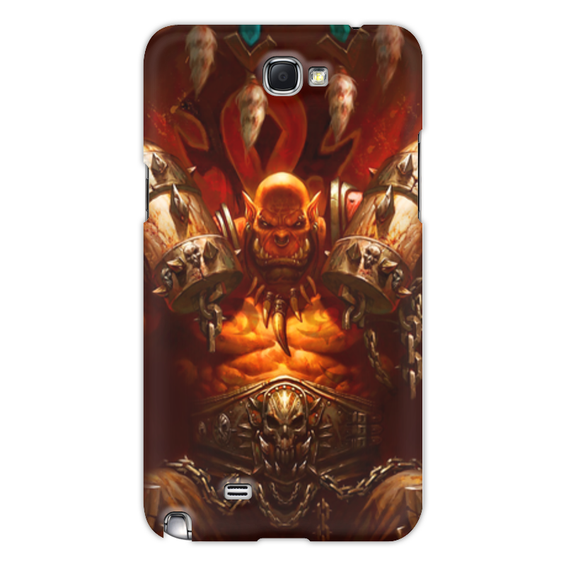 лучшая цена Printio Warcraft collection: ork