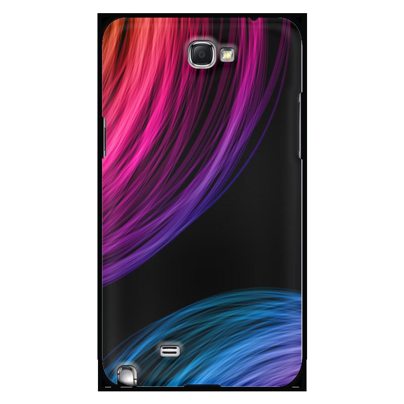 Чехол для Samsung Galaxy Note 2 Printio Абстракция чехол для для мобильных телефонов rcd 4 samsung 4 for samsung galaxy note 4 iv