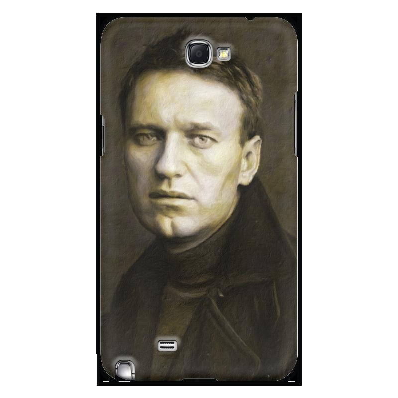 Чехол для Samsung Galaxy Note 2 Printio Навальный алексей чехол для для мобильных телефонов rcd 4 samsung 4 for samsung galaxy note 4 iv