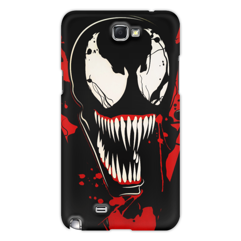 Чехол для Samsung Galaxy Note 2 Printio Веном (venom) venom venom welcome to hell 2 lp 180 gr