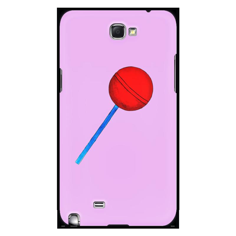 Чехол для Samsung Galaxy Note 2 Printio Сладкая жизнь чехол для для мобильных телефонов rcd 4 samsung 4 for samsung galaxy note 4 iv