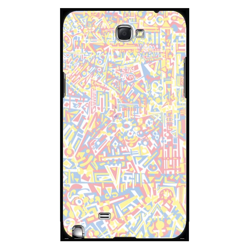 Чехол для Samsung Galaxy Note 2 Printio Plppgtysxxx132 чехол для для мобильных телефонов rcd 4 samsung 4 for samsung galaxy note 4 iv